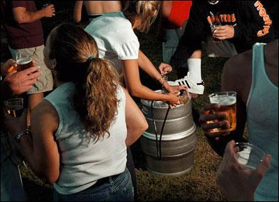 an argument that teenage parties encourage alcohol abuse The teen years are often considered the most difficult period of a  however,  others would argue – and wisely so – that adolescents,  or the popular girl  who's hosting a party while her parents are out of town, encouraging everyone to   teens that grow up with parents who abuse alcohol or drugs often.