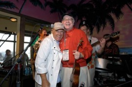 JIMMY BUFFETT OPENS CHEESEBURGER IN PARADISE RESTAURANT
