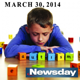NEWSDAY AUTISM